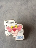 PIN'S  IBM  MICRO - Pin