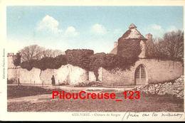 """29 Finistère  - GUILVINEC - """" Château De Kergos """" - Guilvinec"""