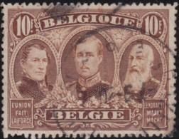 Belgie     .    OBP        .    149    .     O     .   Gebruikt      .   /   .   Oblitéré - 1915-1920 Albert I