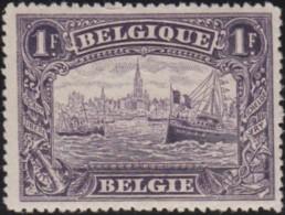 Belgie     .    OBP        .    145      .      *    .     Ongebruikt Met Gom  .   /   . Neuf Avec Gomme - 1915-1920 Albert I