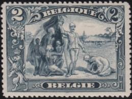Belgie     .    OBP        .    146      .      *    .     Ongebruikt Met Gom  .   /   . Neuf Avec Gomme - 1915-1920 Albert I