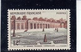 France - 1956 - N° YT 1059** - Grand Trianon De Versailles - France