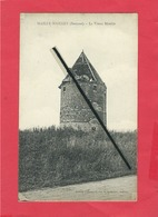 CPA -  Mailly Maillet  -(Somme) - Le Vieux Moulin - Francia