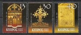 CYPRUS  2006 CHRISTMAS SET MNH - Natale
