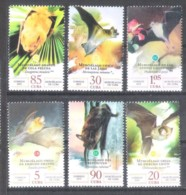 18620  Bats - Chauvesouris - 2019 - MNH - 3,75 - Bats