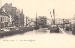 BRUXELLES - Quai Aux Briques - Maritiem