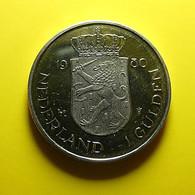 Netherlands 1 Gulden 1980 - 1980-…: Beatrix