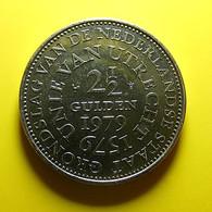 Netherlands 2 1/2 Gulden 1979 - 1948-1980 : Juliana
