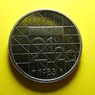 Netherlands 2 1/2 Gulden 1983 - [ 3] 1815-… : Kingdom Of The Netherlands