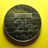Netherlands 2 1/2 Gulden 1986 - 1980-… : Beatrix