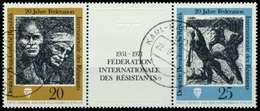 DDR ZUSAMMENDRUCK Nr WZd251 Zentrisch Gestempelt X97DEAE - [6] Repubblica Democratica