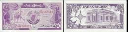 Sudan 25 Piastre Banknote Camel UNC 1 Piece - Sudan