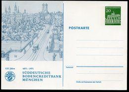 HORSE TRAM MUNICH Germany PP43 C2/005 1971  NGK 15,00 € - Tranvie