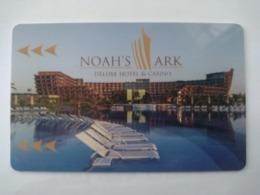North Cyprus Casino Cards,  Noah's Ark Deluxe Hotel & Casino , (1pcs) - Casino Cards