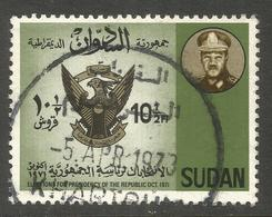 SUDAN. 10 ½PT. ELECTION. USED. - Sudan (1954-...)