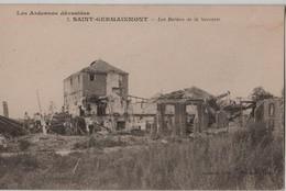 SAINT -GERMAINMONT.LES RUINES DE LA SUCRERIE. - France