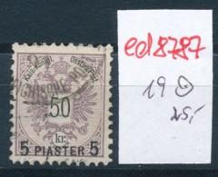 Österreich-Levante  Nr. 19    O    (ed8787  ) Siehe Scan - Oriente Austriaco