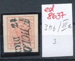 Österreich-Levante  Nr.  3  Type-Stempel     (ed8637  ) Siehe Scan - Oriente Austriaco