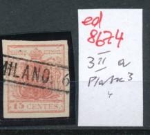 Österreich-Levante  Nr.  3  Type-Stempel     (ed8674  ) Siehe Scan - Oriente Austriaco
