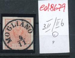 Österreich-Levante  Nr.  3  Type-Stempel     (ed8679  ) Siehe Scan - Oriente Austriaco