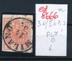 Österreich-Levante  Nr.  3  Type-Stempel     (ed8666  ) Siehe Scan - Oriente Austriaco