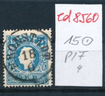 Österreich-Kaiserreich  Nr.  15  Type....-Stempel.....     (ed8560  ) Siehe Scan - 1850-1918 Imperium