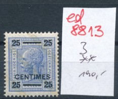 Österreich-Feldpost -Levante/ Kreta Nr.3    **    (ed8813   ) Siehe Scan - Oriente Austriaco