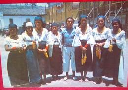 Women In Costume - Ecuador