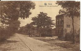 Heide - Kalmthout - Steenweg Van Putte Naar Calmpthout 1945 - Kalmthout