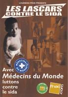 SANTE---CART.COM--MEDECINS DU MONDE---Les Lascars Contre Le Sida---voir 2 Scans - Santé