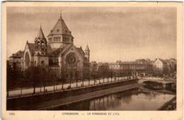 41iom 1321 CPA - STRASBOURG - LE SYNAGOGUE - Strasbourg
