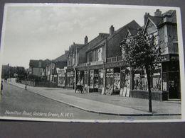 Golders Green  1948,  London Borough Of Barnet In England. - London Suburbs