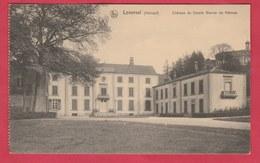 Loverval - Château Du Comte Werner De Mérode  (voir Verso ) - Gerpinnes