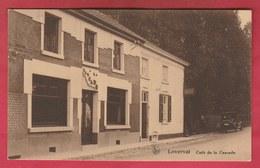 Loverval - Café De La Cascade ... Oldtimer  (voir Verso ) - Gerpinnes