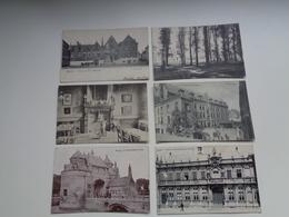 Beau Lot De 20 Cartes Postales De Belgique  Bruges      Mooi Lot Van 20 Postkaarten Van België  Brugge - 20 Scans - Postkaarten
