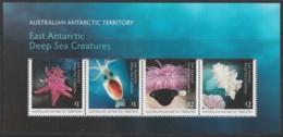 Australian Antarctic AAT - Deep Sea Creatures 2017 ** (créatures Des Grandes Profondeurs) - Australian Antarctic Territory (AAT)