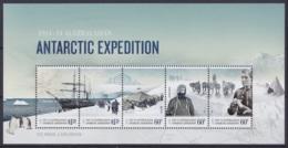 Australian Antarctic AAT - ** 100e An Exploration Expédition Mawson 1911-14 (2012) - Australian Antarctic Territory (AAT)