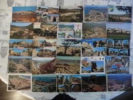 LOT  DE   62   CARTES  POSTALES  DU  GARD - Cartes Postales