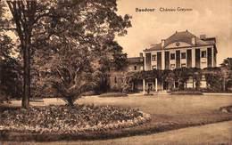 Baudour - Château Greyson (Edit. H R, Peu Vue) - Saint-Ghislain