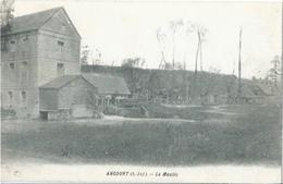 76 CPA ANCOURT Le Moulin - Autres Communes