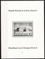 BL13**  Chapelle Musicale - MNH** - COB 10.50 - Vendu à 12.50% Du COB!!!! - Blocks & Kleinbögen 1924-1960