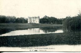 N°78316 -cpa Château Du Plessis -La Salle De Vihiers- - France