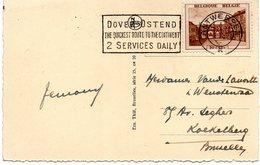 N° 504 - Maison De Rubens Sur CV D'Antwerpen Vers Koekelberg - Belgium