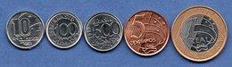 Brésil /  Lot De 5 Monnaies - Brazil