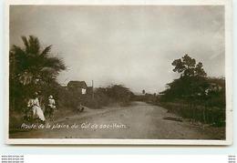 Haïti - Route De La Plaine Du Cul De Sac - Haití