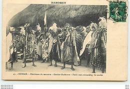 DAHOMEY - OUIDAH - Féticheurs Du Tonnerre - Dahomey