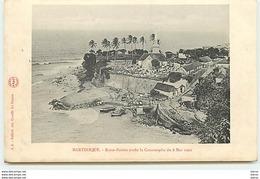 MARTINIQUE - Basse-Pointe Avant La Catastrophe Du 8 Mai 1902 - Autres