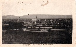 N°372 - Vincenza - Panorama Da Monte Berico - Vicenza