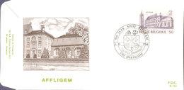 FDC  Affligem   1984 - FDC