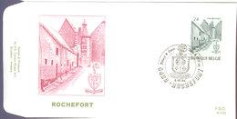 FDC Rochefort  1984 - FDC